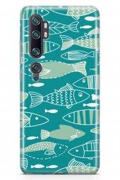 Xiaomi Mi Note 10 Kılıf Fishie Serisi Maya