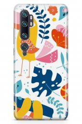 Xiaomi Mi Note 10 Kılıf Jungle Serisi Sophie