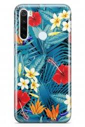 Xiaomi Redmi Note 8 Kılıf Flower Serisi Aubree