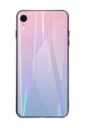 iPhone XR Kılıf Aurora Pembe