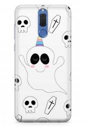 Huawei Mate 10 Lite Kılıf Halloween Serisi Julia