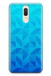 Huawei Nova 2i Kılıf Triangle Serisi June
