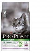 Kısırlaştırılmış Kediler İçin Pro Plan Hindili...