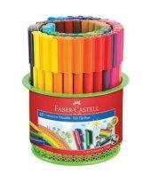 Eğlenceli Keçeli Kalem 45 Renk Masaüstü Kalemlik