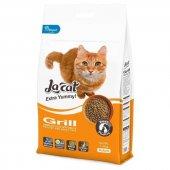 La Cat Beef Grill Biftekli Kedi Maması 7,2 Kg