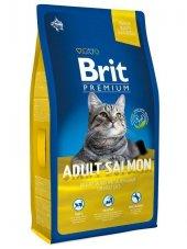 1 7 Yaş Arasındaki Kediler İçin Brit Somonlu...