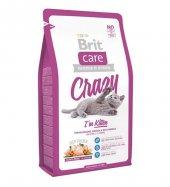 Hamile Ve Yavru Kedi Maması Brit Care Tavuklu...
