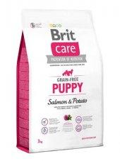 Brit Care Grain Free Puppy Somon Ve Patatesli...