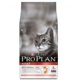 Yetişkin Kediler İçin Pro Plan Somonlu Kuru...