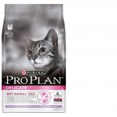 Hassas Derili Kediler İçin Pro Plan Kuru Kedi...