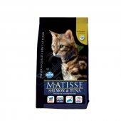 Matisse Somon Ve Ton Balıklı Yetişkin Kedi...