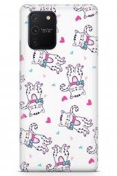 Samsung Galaxy S10 Lite Kılıf Kitty Serisi Athena