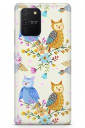 Samsung Galaxy S10 Lite Kılıf Owl Serisi Mya
