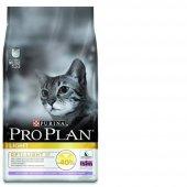 Proplan Light Tavuklu Kedi Maması 1,5 Kg