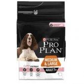 Proplan Senior Sensitive Somonlu Yaşlı Köpek...