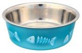 Trixie Kedi Paslanmaz Mama Su Kabı 0.3lt � 12cm