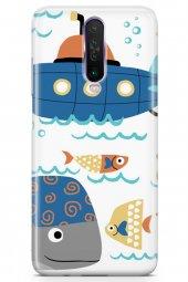 Xiaomi Redmi K30 Kılıf Fishie Serisi Emilia