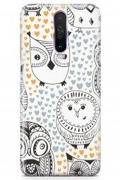 Xiaomi Redmi K30 Kılıf Owl Serisi Teagan