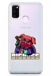 Samsung Galaxy M30s Kılıf Gamer Oyuncu Serisi Kathryn