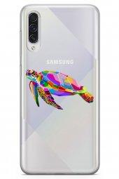 Samsung Galaxy A30s Kılıf Wild Life Serisi Kamila