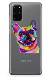 Samsung Galaxy S20 Plus Kılıf Wild Life Serisi Mariana