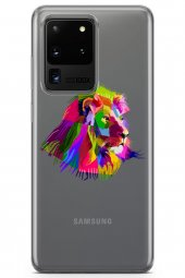 Samsung Galaxy S20 Ultra Kılıf Wild Life Serisi Jenni
