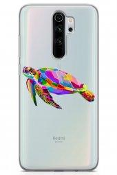 Xiaomi Redmi Note 8 Pro Kılıf Wild Life Serisi Kamila