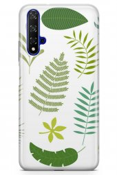 Huawei Nova 5t Kılıf Leaf Serisi Lilly