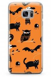Samsung Galaxy S7 Edge Kılıf Halloween Serisi Mackenzie