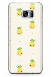 Samsung Galaxy S7 Edge Kılıf Pineapple Serisi Hannah