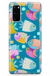 Samsung Galaxy S20 Kılıf Fishie Serisi Sarah