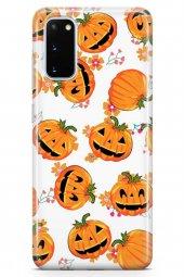 Samsung Galaxy S20 Kılıf Halloween Serisi Reagan
