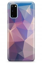 Samsung Galaxy S20 Kılıf Triangle Serisi Delaney
