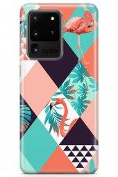 Samsung Galaxy S20 Ultra Kılıf Jungle Serisi Jade
