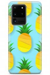 Samsung Galaxy S20 Ultra Kılıf Pineapple Serisi Brooklyn