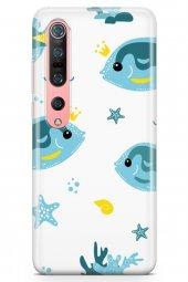Xiaomi Mi 10 Kılıf Fishie Serisi Gabriella