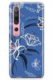 Xiaomi Mi 10 Kılıf Flower Serisi Melanie