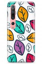 Xiaomi Mi 10 Kılıf Leaf Serisi Valeria
