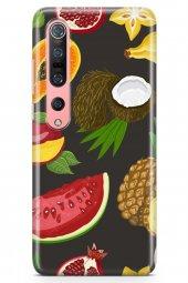 Xiaomi Mi 10 Kılıf Pineapple Serisi Luna