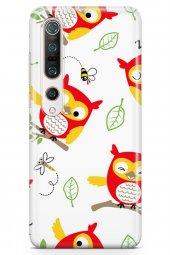 Xiaomi Mi 10 Pro Kılıf Owl Serisi Elise