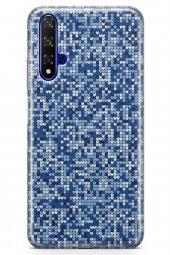 Huawei Nova 5t Kılıf Kamuflaj Serisi Scarlett