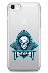 Apple iPhone 7 Kılıf Gamer Oyuncu Serisi Angel