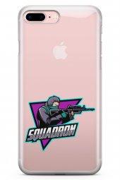 Apple İphone 7 Plus Kılıf Gamer Oyuncu Serisi Madilyn