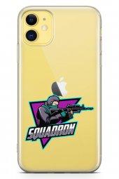 Apple iPhone 11 Kılıf Gamer Oyuncu Serisi Madilyn