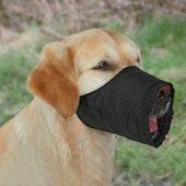 Trixie Köpek Ağızlık L Xl 32cm Siyah