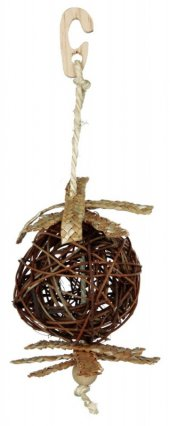Trixie Kuş Oyuncağı, Askılı, Doğal, � 10cm 22cm...