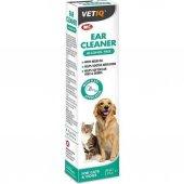 Vetiq Ear Cleaner Kedi Kulak Temizleme Losyonu...
