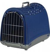 Imac Linus Kedi Köpek Taşıma Kutusu Mavi