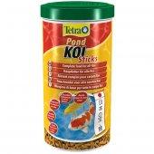 Tetra Pond Koi Sticks Balık Yemi 1 Lt Kırmızı