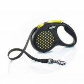 Flexi Design Tape M 5 Mt Sarı Otomatik Köpek...